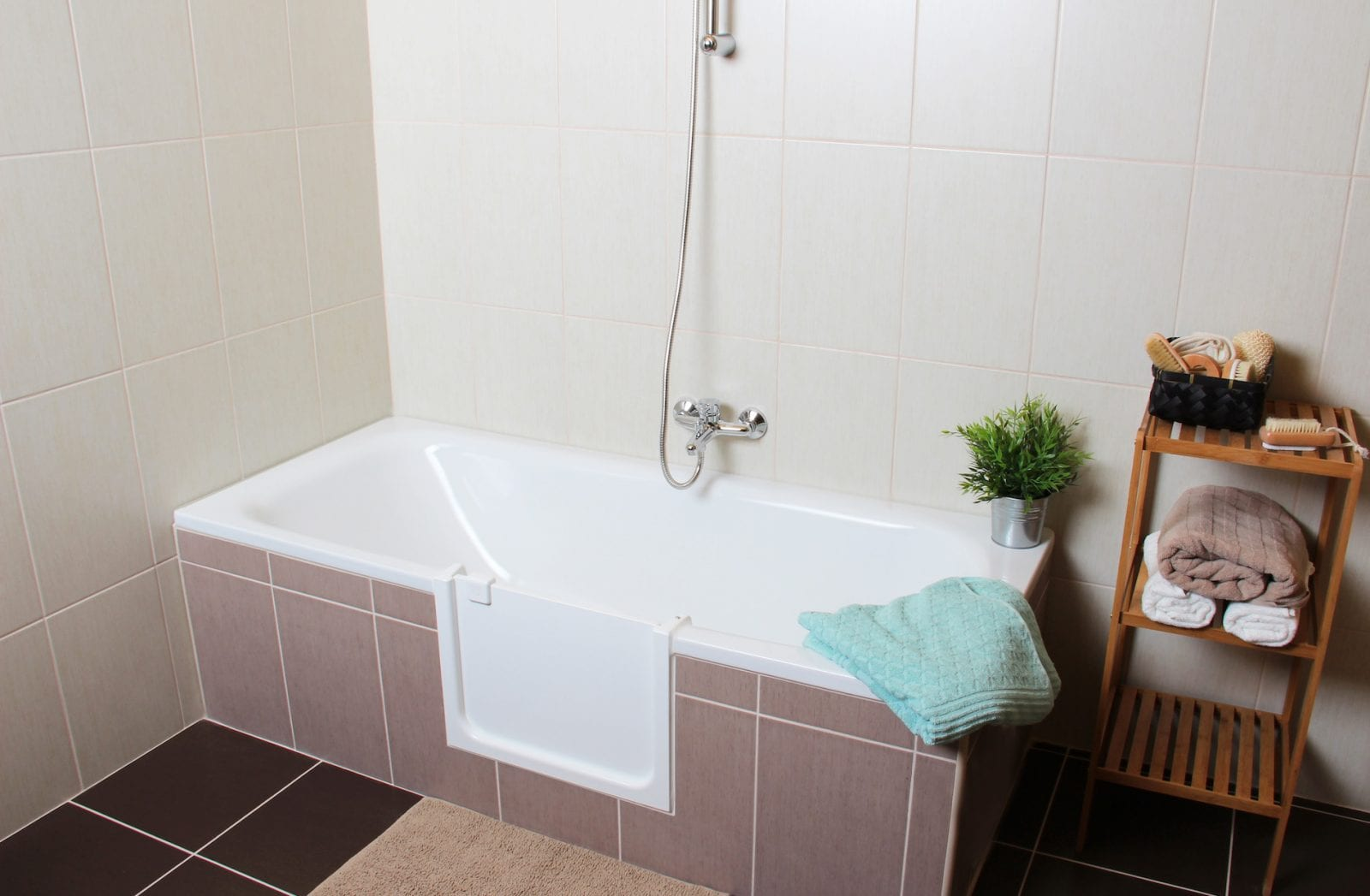 fürdőkádajtó